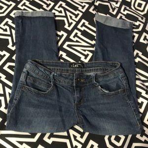 LEI Crop Jeans!